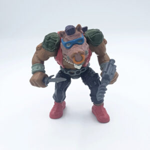 Bebop - Actionfigur aus 1988 / Teenage Mutant Ninja Turtles