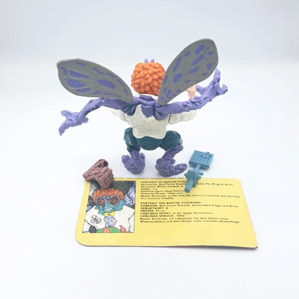 Baxter Stockman - Action Figur aus 1989 / Teenage Mutant Ninja Turtles