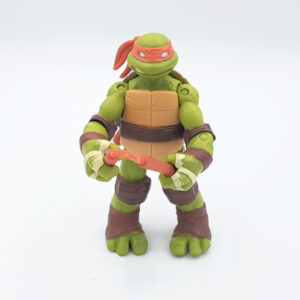 Michelangelo - Action Figur aus 2012 / Teenage Mutant Ninja Turtles