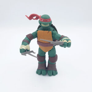 Raphael - Actionfigur aus 2012 / Teenage Mutant Ninja Turtles