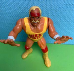 Hulk Hogan Action-Figur / WWF