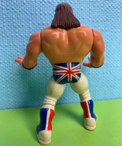 The British Bulldog Action-Figur / WWF