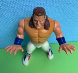 The British Bulldog Action-Figur / WWF