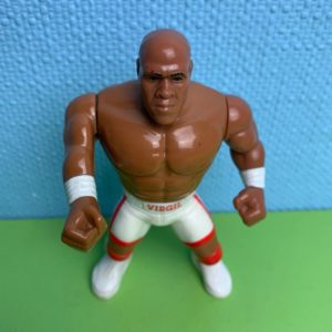 Virgil Action-Figur / WWF