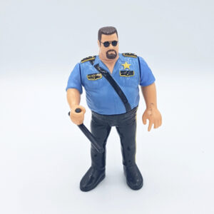 Big Bossman - Action Figur aus 1990 / WWF