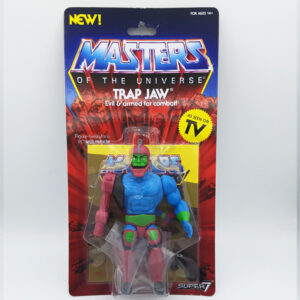 Trap Jaw Moc - Action Figur von Super7 / Masters of the Universe