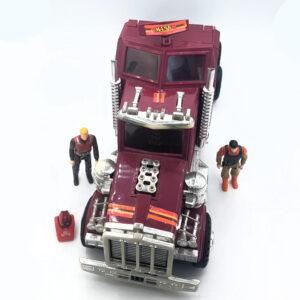 Rhino mit Figuren 1985 von Kenner Toys / M.A.S.K.