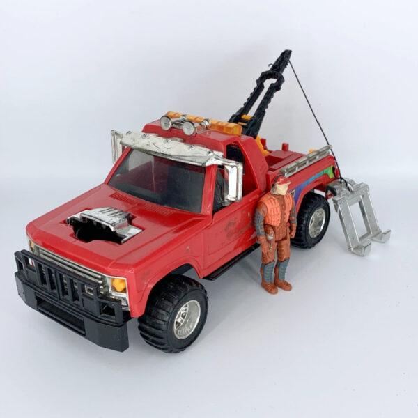Wildcat ist ein Fahrzeug der M.A.S.K. Reihe inkl Actionfigur und Actionfunktion