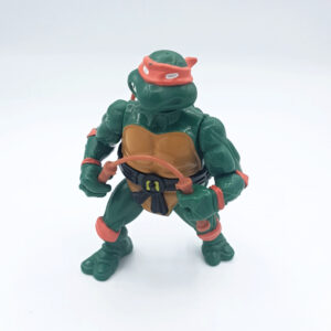 Michelangelo - Actionfigur aus 1988 / Teenage Mutant Ninja Turtles