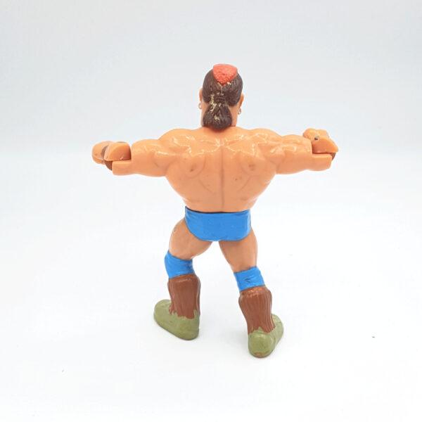 Tatanka - Action Figur aus 1993 / WWF