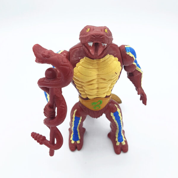 Rattlor - Action Figur aus 1985 / Masters of the Universe (#2)