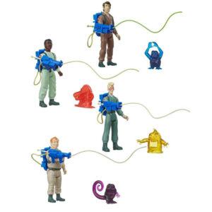 Tolles Ghostbusters Figuren-Set in Anlehnung an die Actionfiguren von Kenner Toys