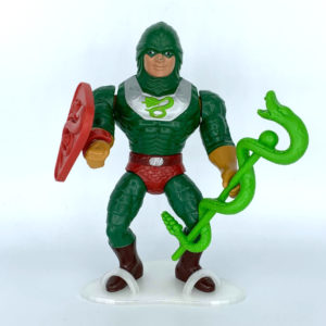 King Hiss – Actionfigur aus 1986 / Masters of the Universe