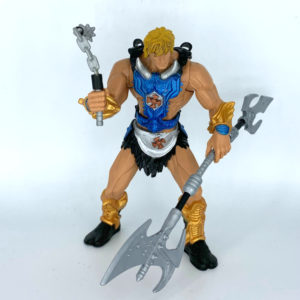 Martial Arts He-Man – Action Figur aus 2003 / Masters of the Universe