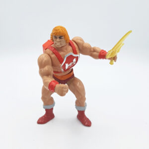 Thunder Punch He-Man – Action Figur aus 1985 / Masters of the Universe