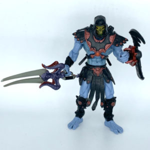 Spin Blade Skeletor – Action Figur aus 2002 / Masters of the Universe
