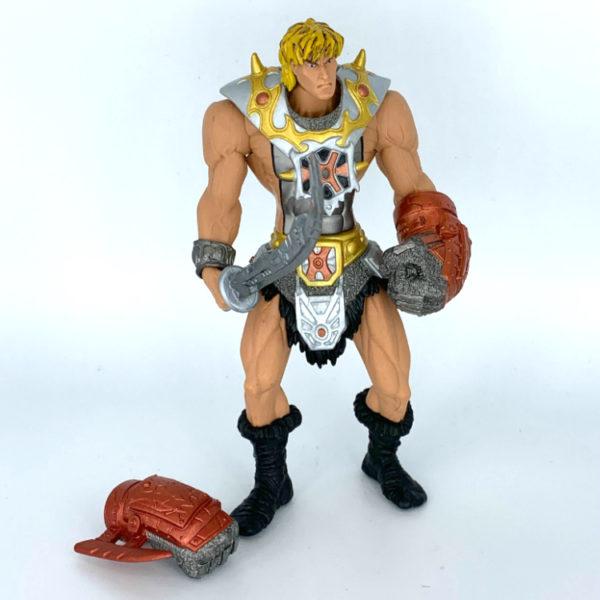 Mega Punch He-Man – Action Figur aus 2002 / Masters of the Universe