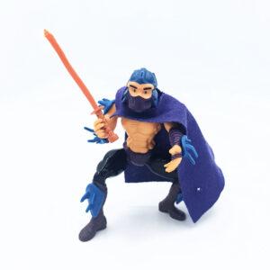 Shredder ist der Erzfeind von den 4 Teenage Mutant Ninja Turtles und Splinter.