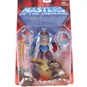 Roboto MOC – Action Figur aus 2003 / Masters of the Universe