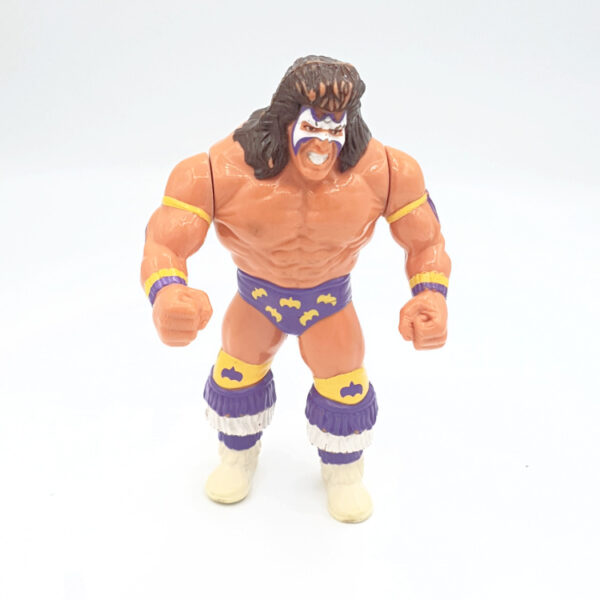 The Ultimate Warrior - Action Figur aus 1992 / WWF