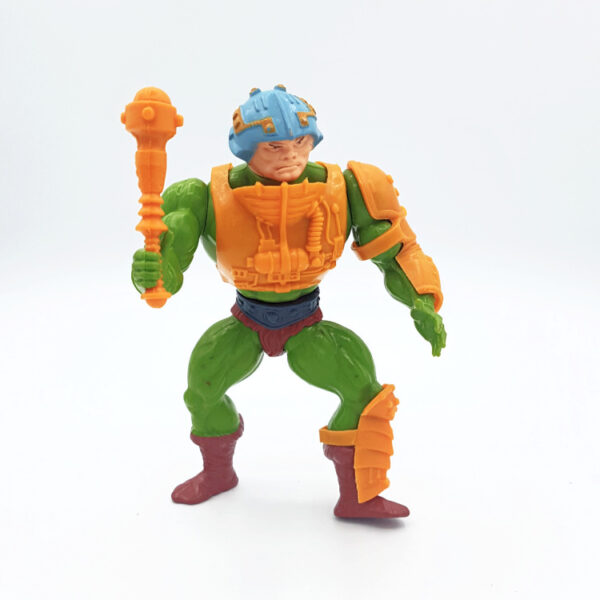 Man-At-Arms – Action Figur aus 1982 / Masters of the Universe