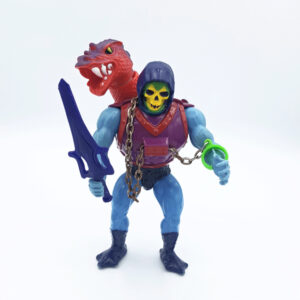 Dragon Blaster Skeletor – Action Figur aus 1985 / Masters of the Universe