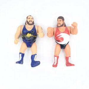 Natural Disasters - Action Figuren aus 1992 / WWF