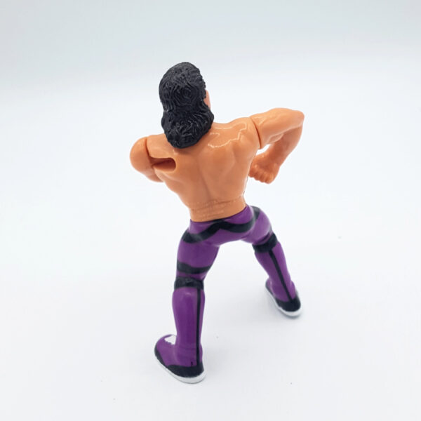 Rick Rude - Action Figur aus 1990 / WWF hinten