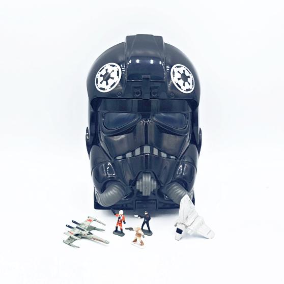 Star Wars Playset #3 - Micro Machines Playset / Galoob Toys
