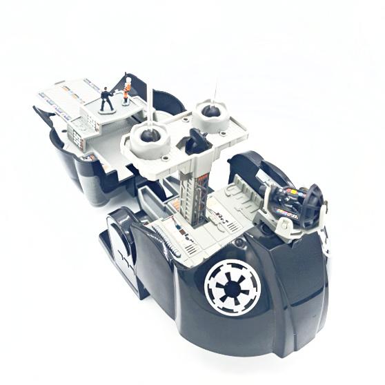 Star Wars Playset #3 - Micro Machines Playset / Galoob Toys Action