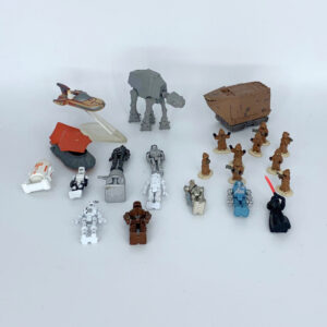 Star Wars Micro Machines