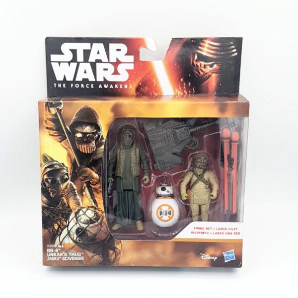 Coole Box mit BB-8 und Wurfnetz aus 2015 von Hasbro