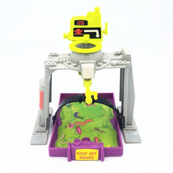 Schleimige Action für die Teenage Mutant Ninja Turtles mit diesem Flushomatic