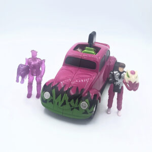Detonator aus 1987/88 von Kenner Toys / M.A.S.K.