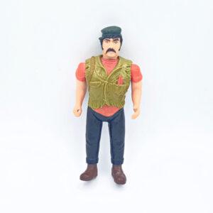 Bad Guy 2 (grüne Weste) - Actionfigur aus 1984 von Galoob / A-Team