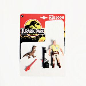 Robert Muldoon aus 1993 von Kenner Toys / Jurassic Park