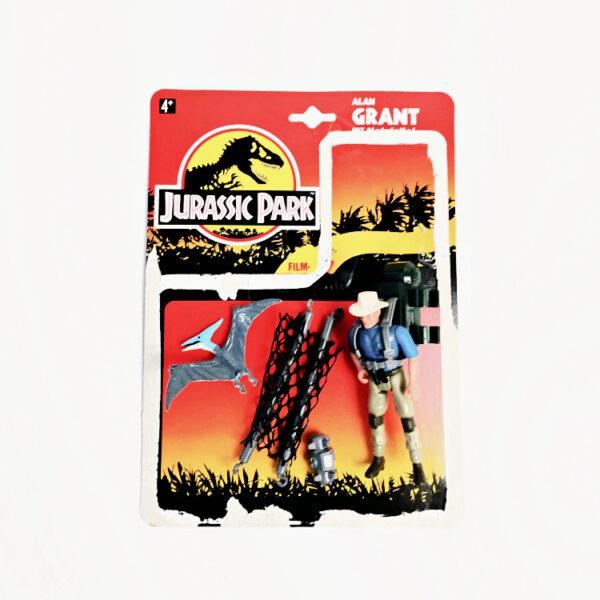 Alan Grant aus 1993 von Kenner Toys / Jurassic Park