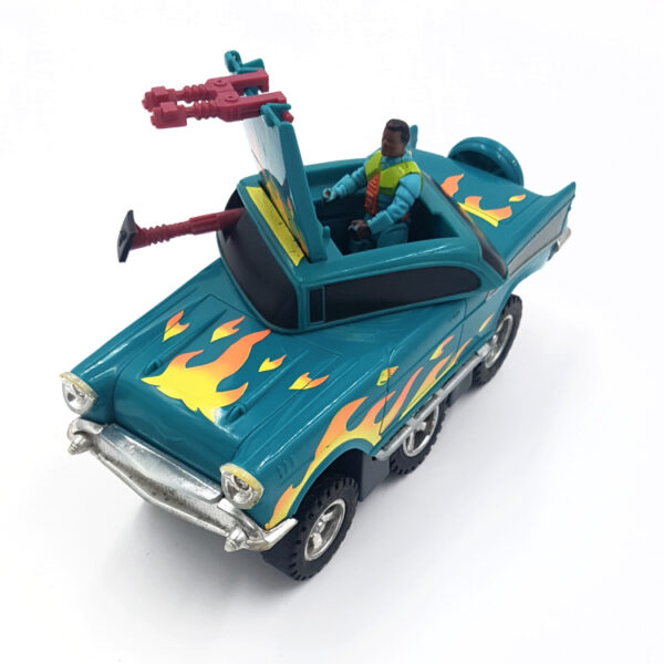 Hurrican aus 1986 von Kenner Toys / M.A.S.K. action