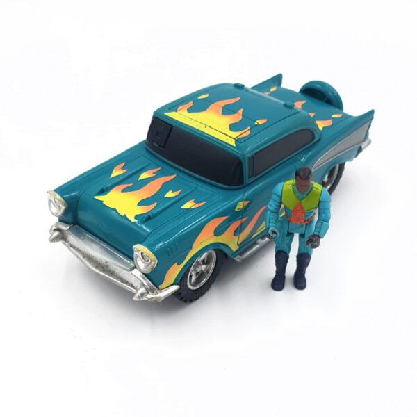 Hurrican aus 1986 von Kenner Toys / M.A.S.K.