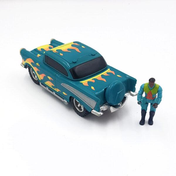 Hurrican aus 1986 von Kenner Toys / M.A.S.K. hinten