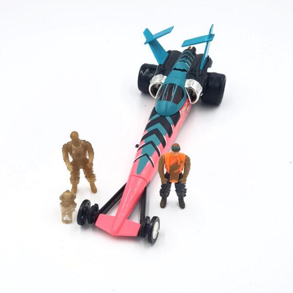 Afterburner aus 1987/88 von Kenner Toys / M.A.S.K.