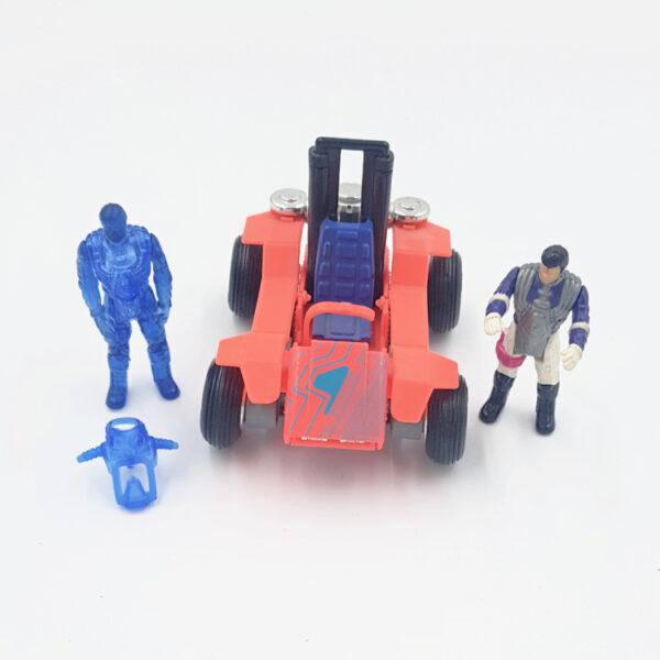 Dynamo aus 1987/88 von Kenner Toys / M.A.S.K.