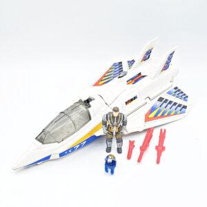 Meteor mit Figur aus 1987 von Kenner Toys / M.A.S.K. (#2)