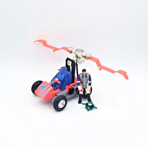 Dynamo aus 1987/88 von Kenner Toys / M.A.S.K. Action