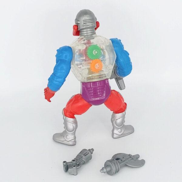Roboto – Actionfigur aus 1984 / Masters of the Universe (#5) Back