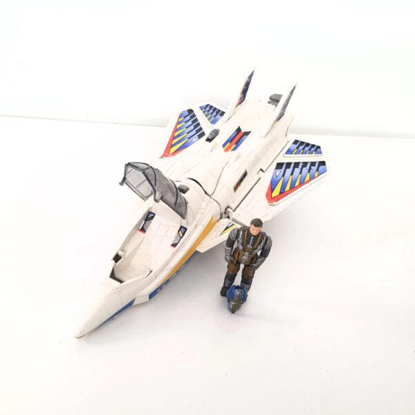 Meteor mit Figur aus 1987 von Kenner Toys / M.A.S.K. (#2) Action