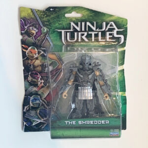 Shredder ist der Erzfeind der Teenage Mutant Ninja Turtles. Tolle Actionfigur als MOC aus 2014