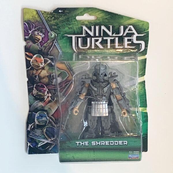 Shredder ist der Erzfeind der Teenage Mutant Ninja Turtles. Tolle Actionfigur als MOC aus 2014