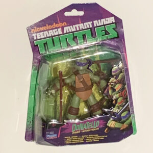 Teenage Mutant Ninja Turtles Actionfigur von Donatello aus dem Jahr 2012 als MOC
