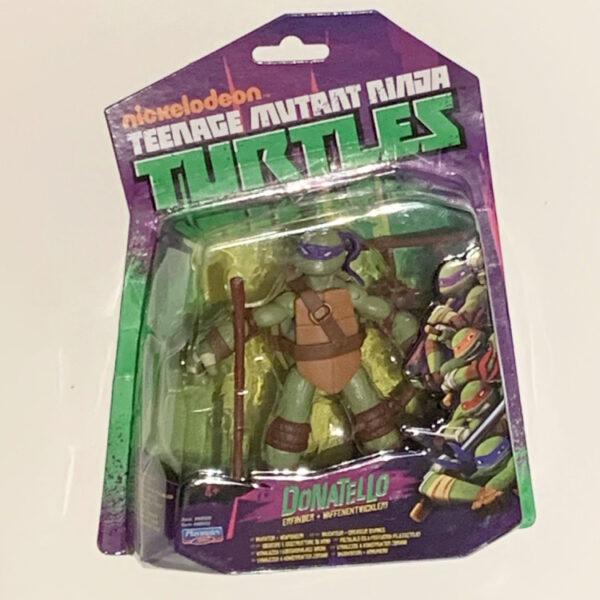 Teenage Mutant Ninja Turtles Actionfigur von Donatello aus dem Jahr 2012 als MOC